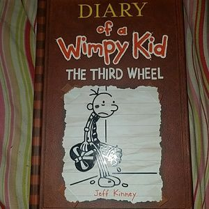 "Diary of a wimpy kid ""The Third Wheel"""